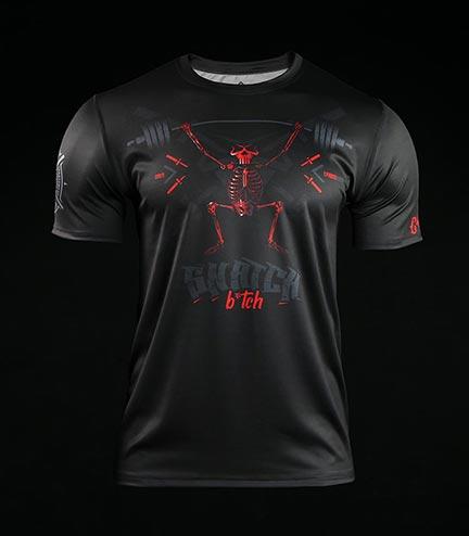 Koszulka treningowa (T-shirt) Snatch
